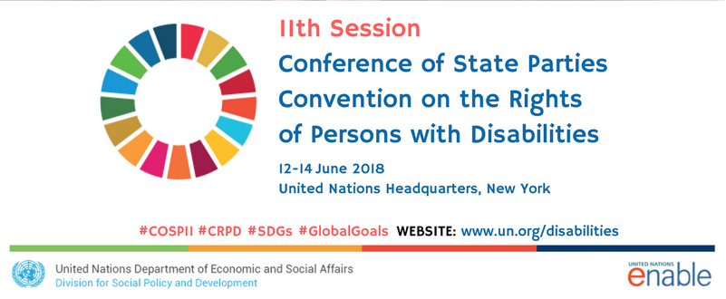 11th session of the Conference of States Parties to the CRPD