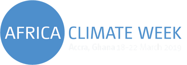 AFRICA CLIMATE WEEK 2019