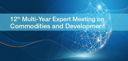 Multi-year Expert Meeting on Commodities and Development, twelfth session