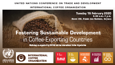 Fostering sustainable development in coffee-exporting countries