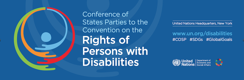 Virtual - 13th Conference of States Parties to the CRPD